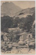 Corse Cpa  Moulin De Calasima Village Le Plus élevé De La Corse - Francia