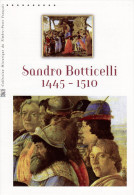 """"""" LE PRINTEMPS De SANDRO BOTTICELLI """" Sur Doc Officiel 1°Jour De 4 Pages De 2010. N° YT F4518. DPO - Non Classés"""