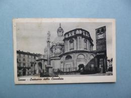 TURIN  -  TORINO  -  Santuario Della Consolata  -  ITALIE - Churches