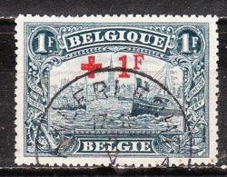 160  Croix-Rouge - Bonne Valeur - Oblit. ANDERLECHT - LOOK!!!! - 1918 Red Cross