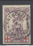 Ca Nr 128 - 1914-1915 Croix-Rouge