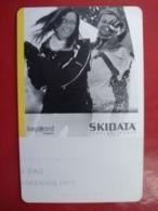 Cable Car Cards, SKIDATA Kudelski Group (1pcs) - Télécartes