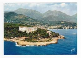 06 Roquebrune Cap Martin N°7106 La Résidence Du Cap Vue Vers Menton Court De Tennis - Roquebrune-Cap-Martin
