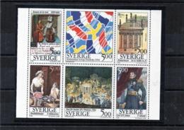 Carnet N° C 1794 _ Relations Culturelles France-Suède 1994 ** (sans Couverture) - Suède