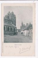 CP 80 LE CROTOY Eglise Du Crotoy - Le Crotoy