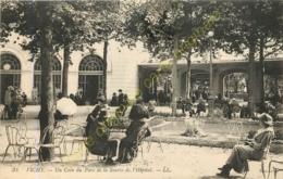 03.  VICHY .  Un Coin Du Parc De La Source De L'Hôpital . - Vichy