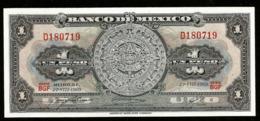 * Mexico 1 Peso 1969 ! UNC ! - Mexico