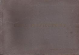 ECOLE POLYTECHNIQUE DE PARIS  ALBUM SOUVENIR  EDITION SARTORY 32 PAGES HISTOIRE AVEC PERSONNAGES ET DESCRIPTIF - France