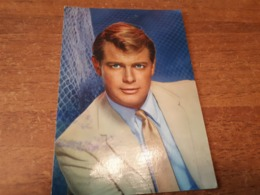 Postcard - Film, Actor, Troy Donahue     (V 34183) - Attori