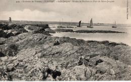 56 - SURZEAU (!) - 419 - Environs De Vannes - Etudes De Rochers Au Port De Saint-Jacques - Other Municipalities