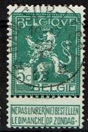 110  Obl Relais  Han-Sur-Lesse   + 4 - 1912 Pellens