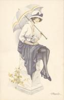 CPA - Illustrateur - S. Meunier - 3 - Meunier, S.