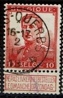 111  Obl Relais  Erps-Querps   + 15 - 1912 Pellens