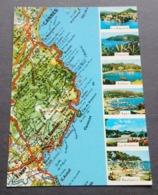 LA CORNICHE D'OR MAP - Provence-Alpes-Côte D'Azur