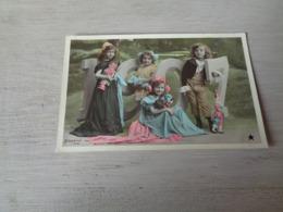 Enfants ( 3986 )  Kinderen   Enfant   Kind  Année  Jaartal 1907  -  Poupée  Pop - Kinderen