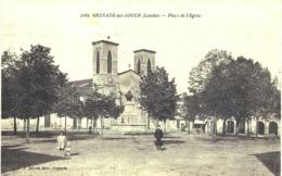 Carte  POSTALE  ANCIENNE De GRENADE Sur ADOUR - Francia