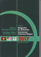 Catalogue Anciennes Colonies Belges/Former Belgian Colonies 2017 - Autres