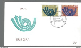 Nr 389 Europa Cept - 1971-80