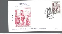Nr 445 J  Postbode - 1971-80
