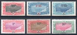 SOMALIS - YT N° 116 à 121 - Neufs * - MH - Cote: 45,00 € - Nuovi