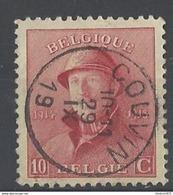 Ca Nr 168 - Poststempels/ Marcofilie