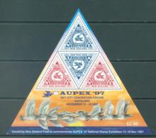 NEW ZEALAND - MNH/** - 1997 - PACIFIC 97 PIGEONS AUPEX - Yv 119 -  Lot 20622 - Blocs-feuillets