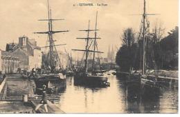 25/13      29   Quimper   Le Port  ( Animations) - Quimper