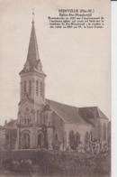 HAUTE MARNE - BIENVILLE - Eglise De Ste Menehould  ( - Carte écrite En 1933 ) - Frankreich