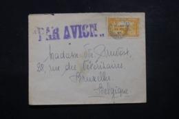 SIERRA LEONE - Enveloppe Par Avion Pour La Belgique En 1946, Affranchissement Plaisant - L 45123 - Sierra Leone (...-1960)