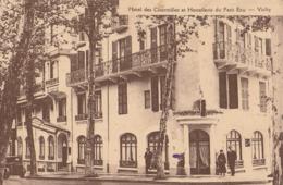 VICHY  Hôtel Des Charmilles Et Hostellerie Du Petit Ecu - Vichy