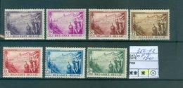 356-362 X COB 130.00€ - Belgium