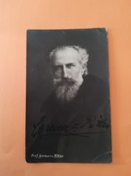 Hermann Ritter Compositeur Autographe - Germany
