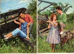 Couples 2 Scenes.fashion, Vogue, Style.village - Paare