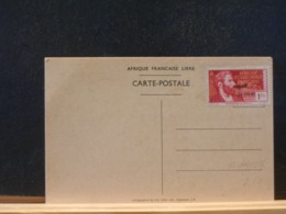 A10/106  CP  A.E.F. - De Gaulle (General)