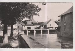 CPSM-52-Haute Marne- ORGES- Le Pont Sur La Dhuy- - France
