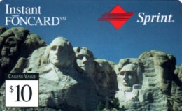 *U.S.A. - SPRINT* -  Scheda Usata - Sprint