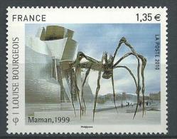 """FR YT 4492 """" Louise Bourgeois """" 2010 Neuf** - France"""