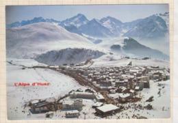 9AL2475 L'ALPE D'HUEZ   2 SCANS - Autres Communes