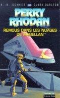 FLEUVE NOIR  PERRY RHODAN  N°  143  REMOUS DANS LES NUAGES DE MAGELLAN - Fleuve Noir