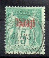 DEDEAGH - YT N° 1 - Cote: 15,00 € - Usati
