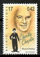 Belgium 1999 Bélgica / Cinema Charlie Chaplin Movies MNH Cine / Kk18  31-16 - Cinema