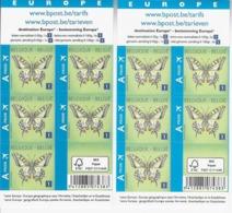 Koninginnepage 2 Verschilende Papiersoorten UV-lamp 2012 - Nuevos
