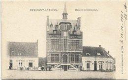 Boechout - Bouchout-lez-Anvers   *  Maison Communale - Boechout