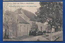 Gruss Aus WILLER B; HARSKIRCHEN   Wirtschaff Heinrich Gilger   Animées     écrite En 1903 - Frankreich