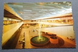 Sweden Suède Schweden Täby Centrum Shopping Center Interior Centre Commercial Intérieur Einkaufszentrum 60's - Buildings & Architecture