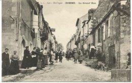 DOMME - Frankreich