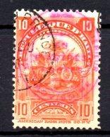 T134 - HAITI 1906 ,  Yvert  N. 108  Usato - Haiti