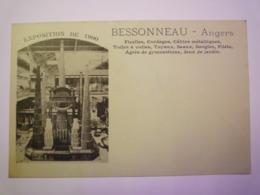 2019 - 2829  ANGERS  (Maine-et-Loire)  :  BESSONNEAU  -  Exposition De 1900   XXX - Angers
