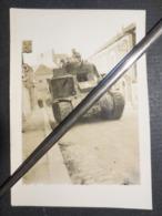 Nantes - St Nazaire -  Photo Originale - Les Troupes Américaines En Direction De - La Poche - B.E - - Guerra, Militari