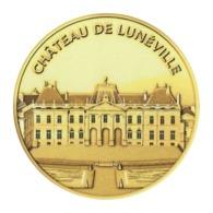 Monnaie De Paris , 2019 , Luneville , Château , Vue Depuis Les Jardins - Monnaie De Paris